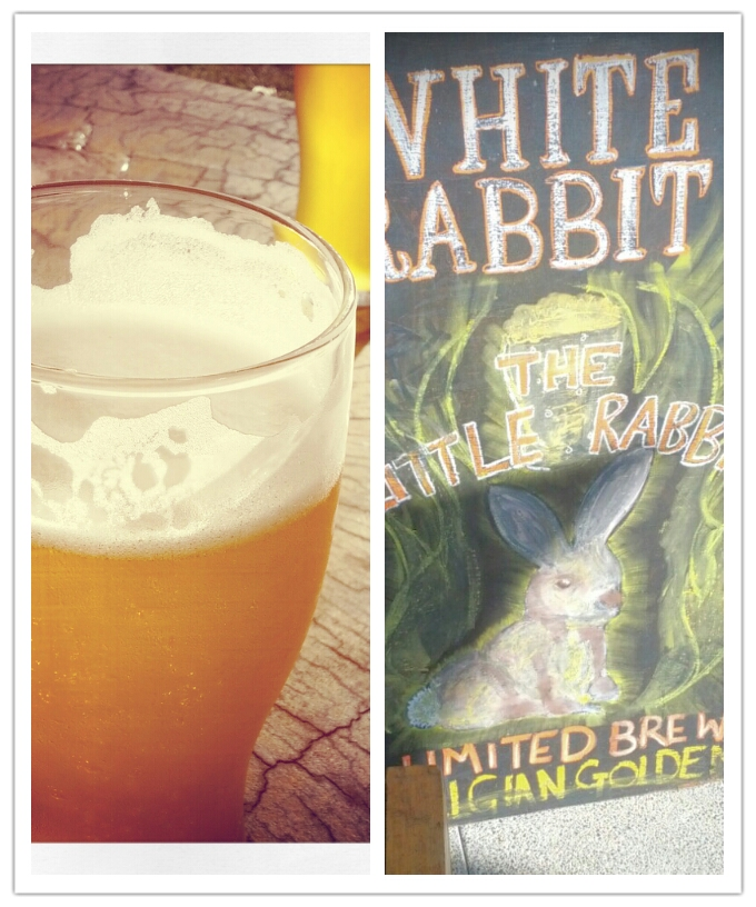 Little Creatures + White Rabbit