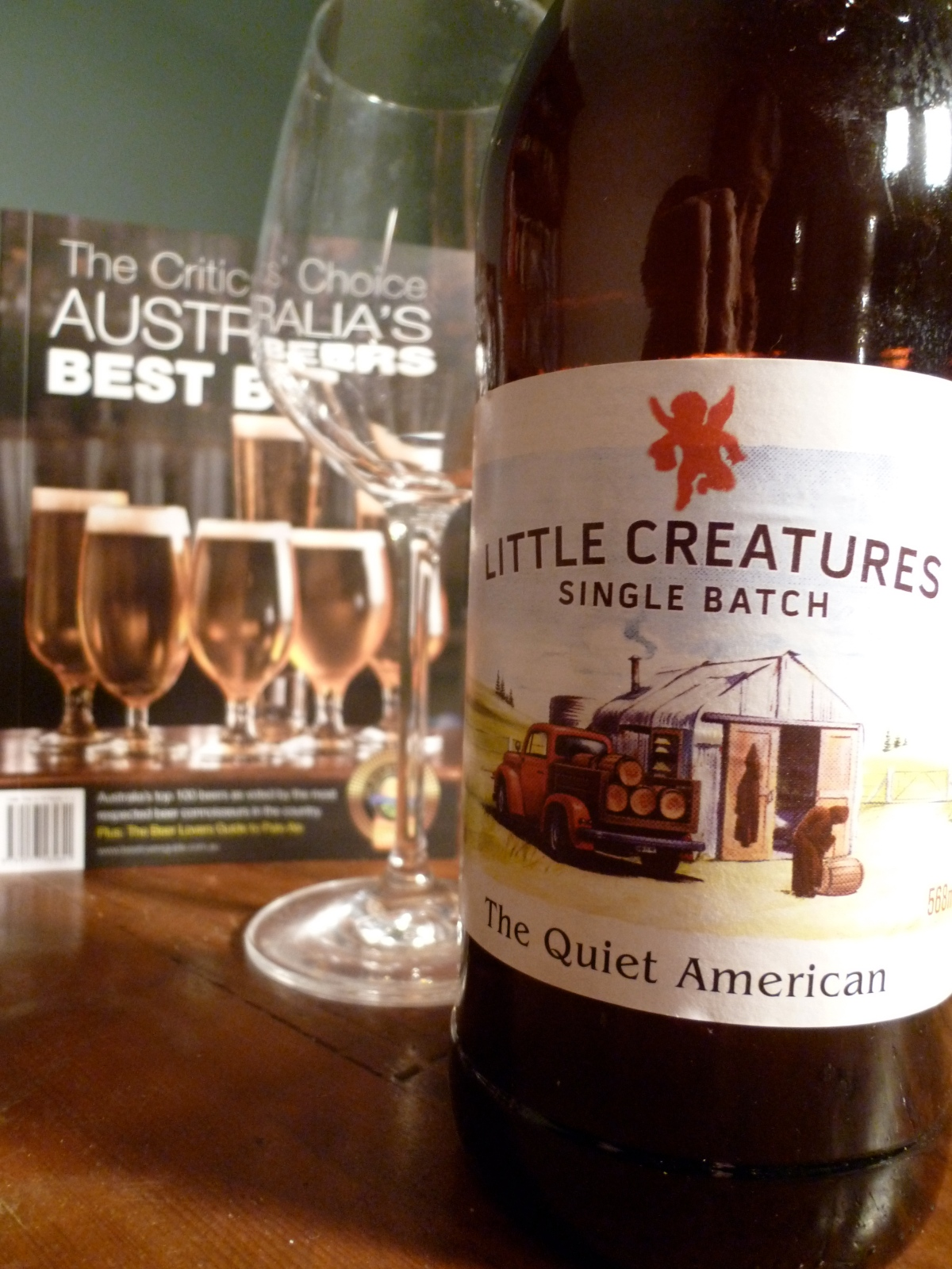 Little Creatures: The Quiet American