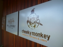 Cheeky Monkey Brewery & Cidery