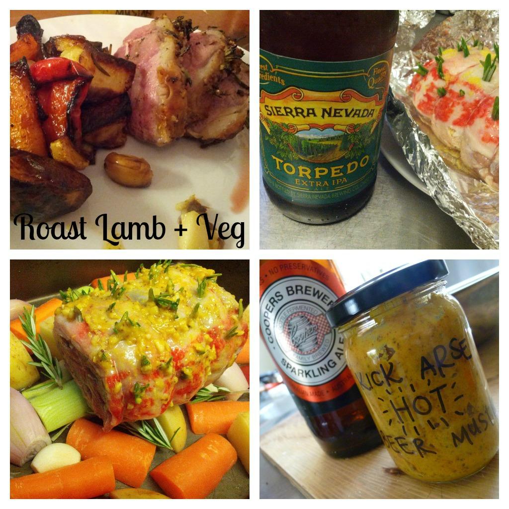 Roast Lamb +Torpedo