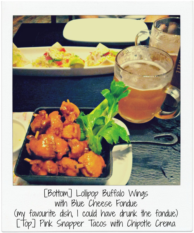 Buffalo Wings & Tacos at Merrywell (2)