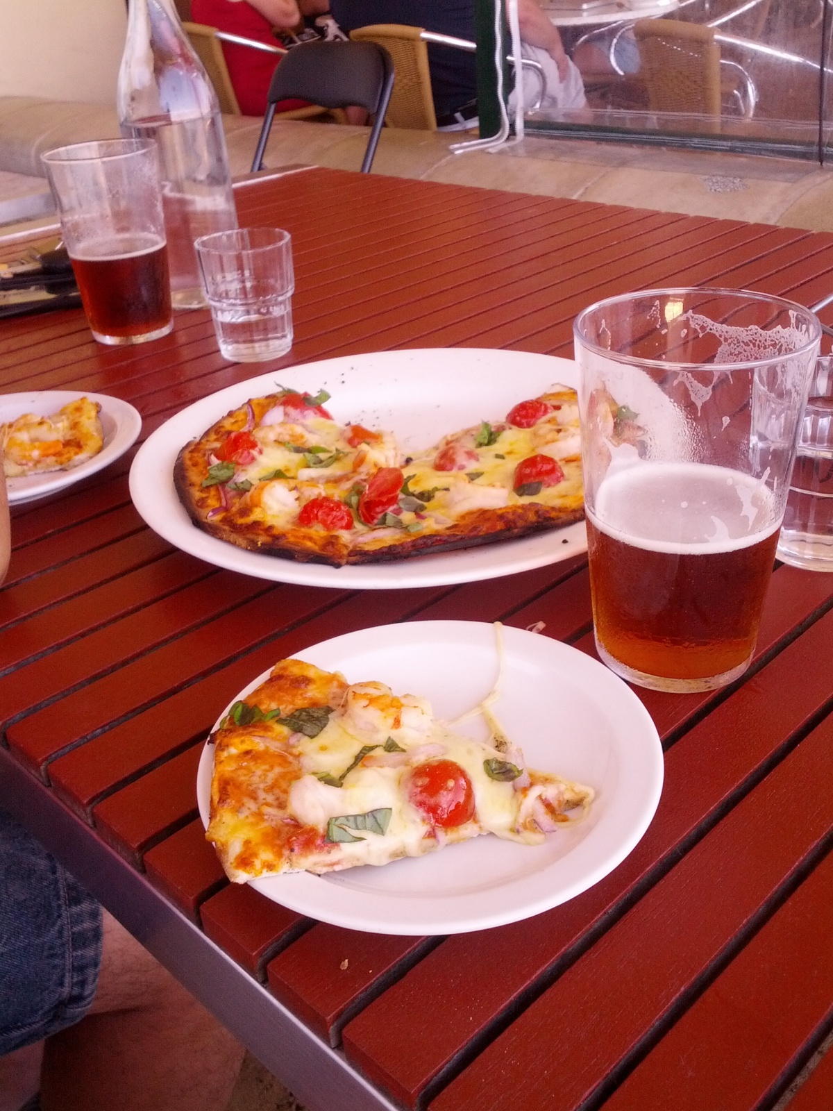 Pizza + Mash