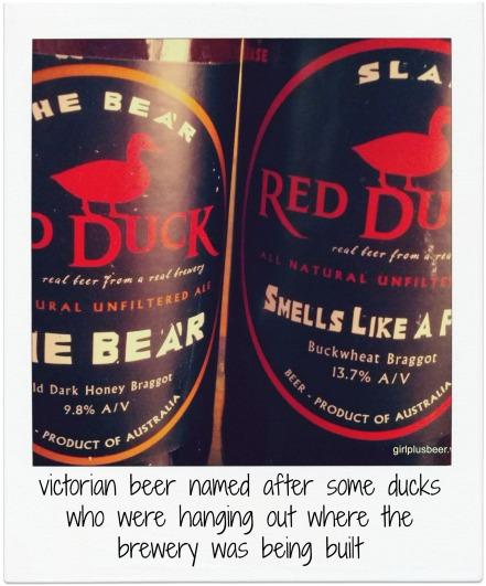 Red Duck Beers (1)