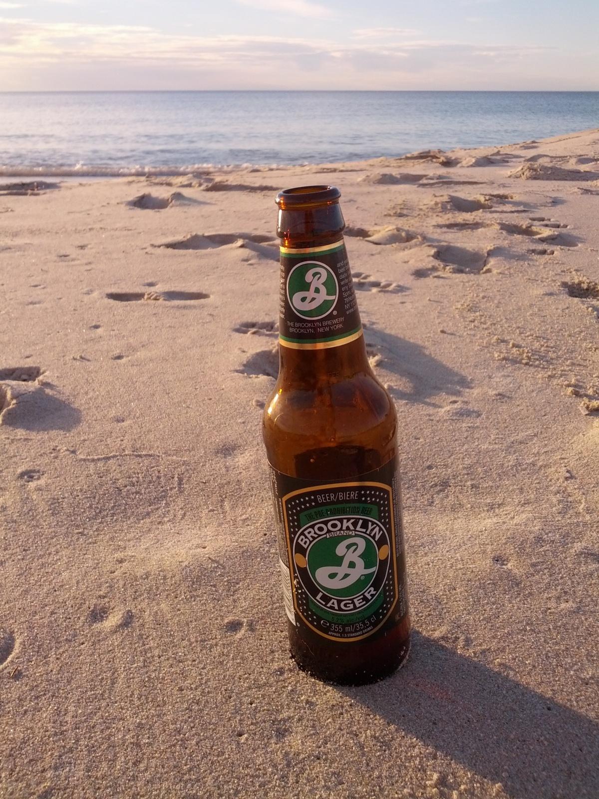 Beer + Beach