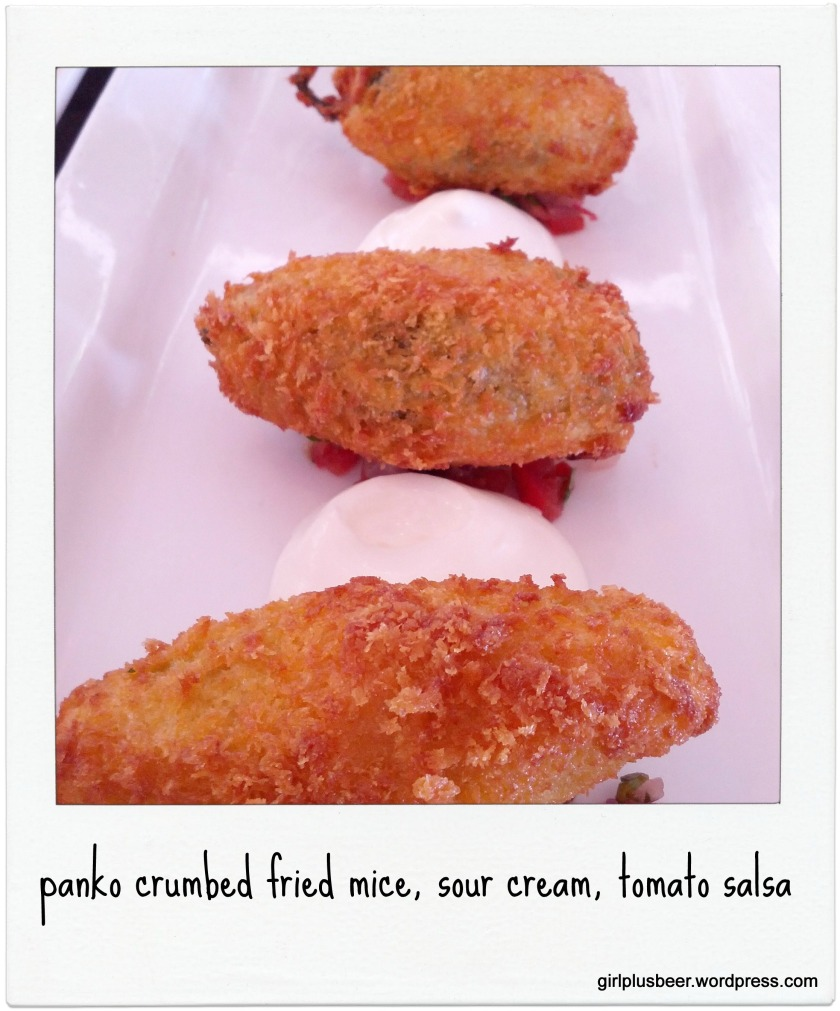 Fried Mice