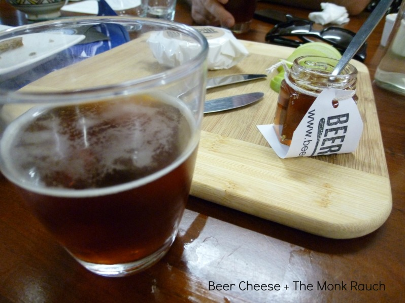 Beer Cheese and Rauch