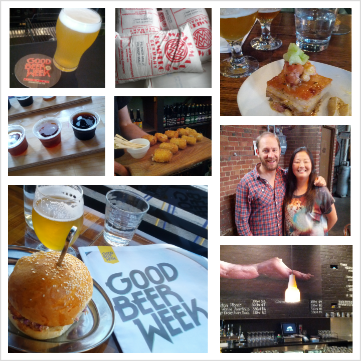 Good Beer Week MatchReport