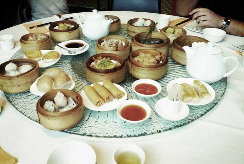 Yum Cha at Crystal Jade in Melbourne