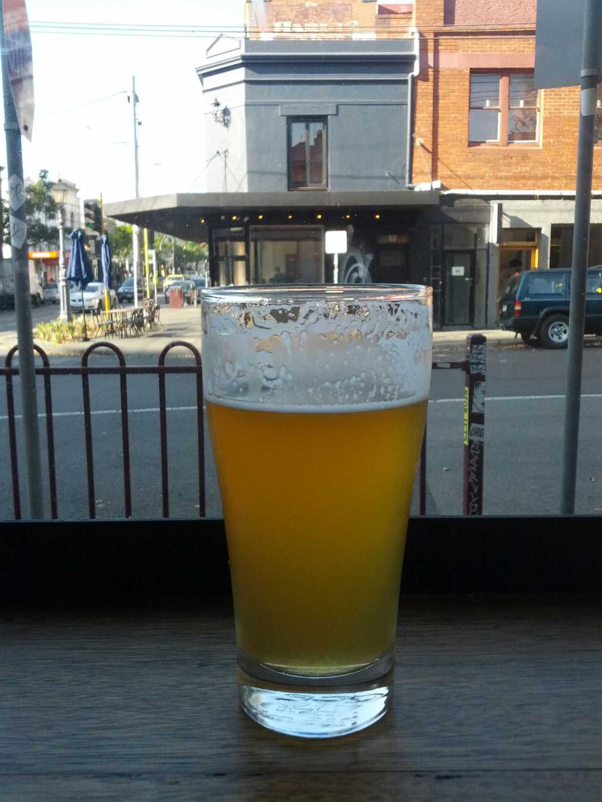 Pint of Origin TAS – The Gertrude Hotel