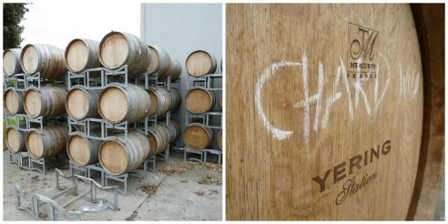 From last years Palate Cleanser event, can't wait to see what's been happening in these barrels for the last 12 months!