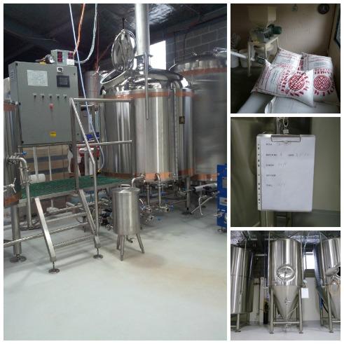Boatrocker Brewery inside