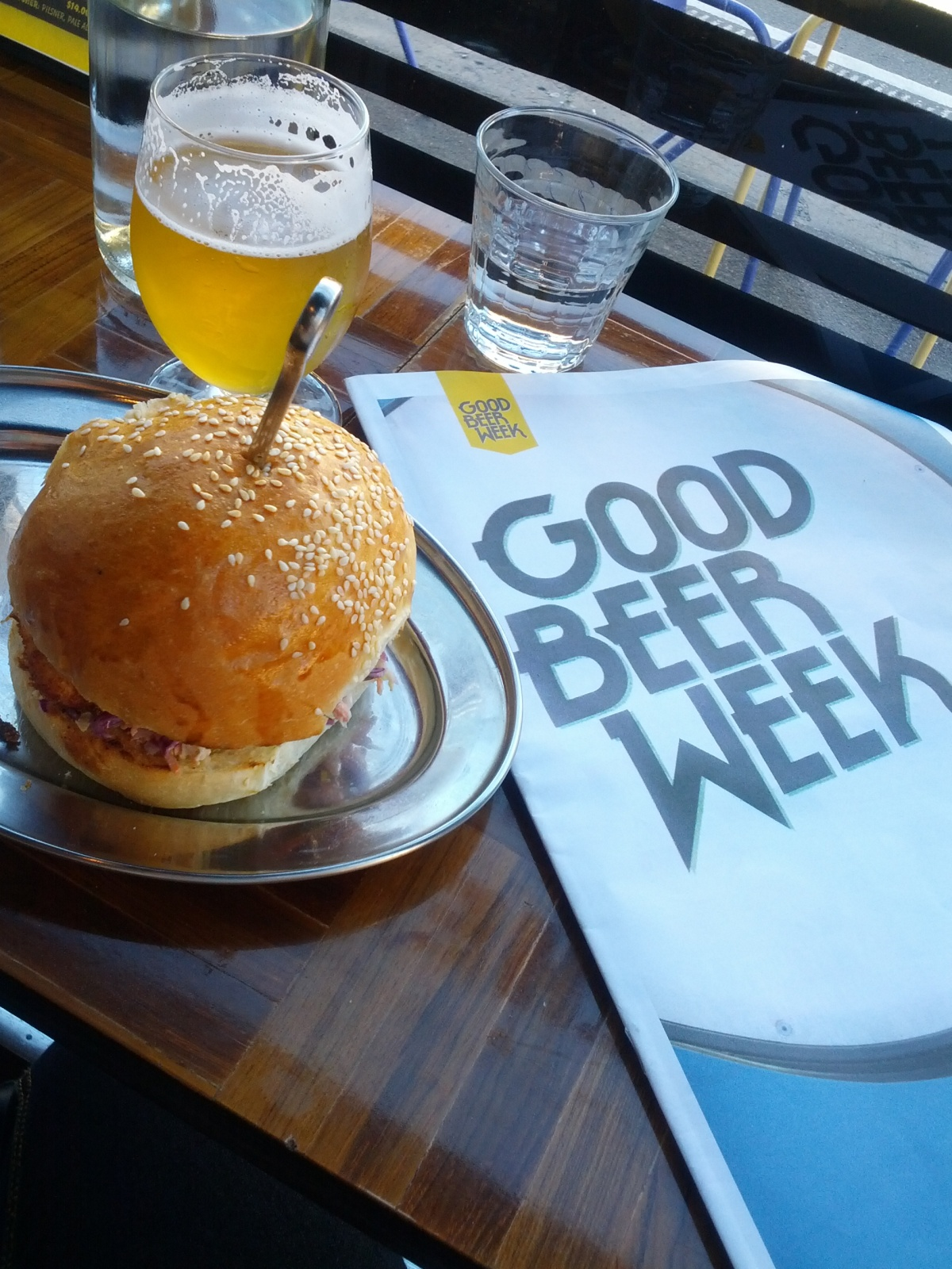 Bro! Burgers and Kiwi Beers