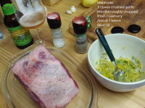 Preparing Lamb