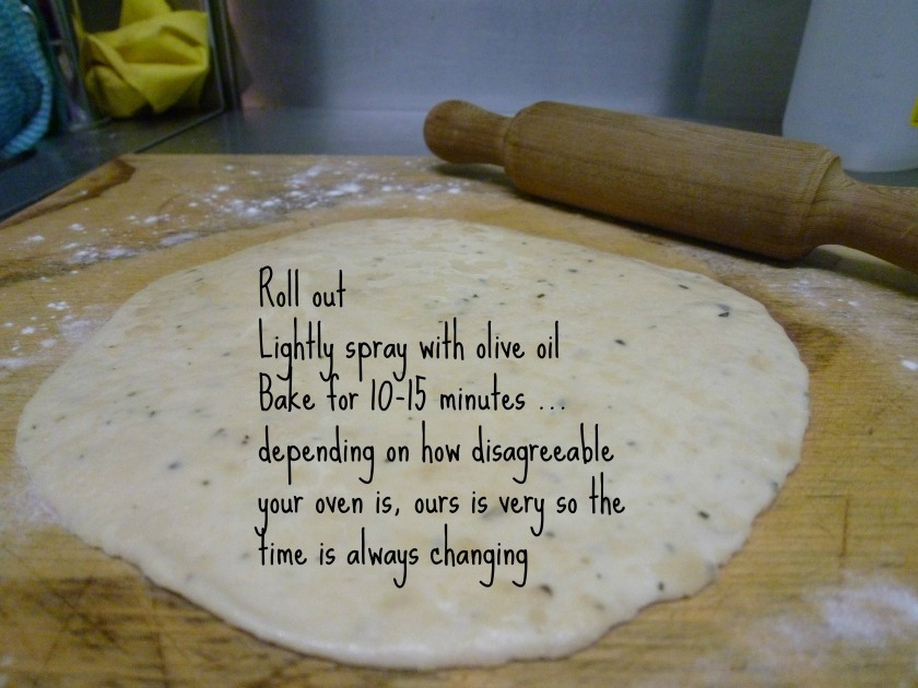 Baking Instructions