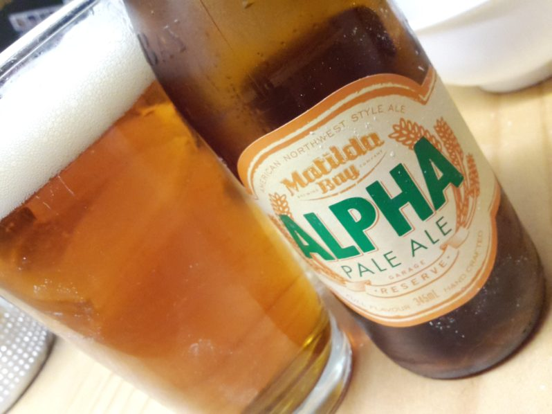 Matilda Bay Alpha Pale Ale
