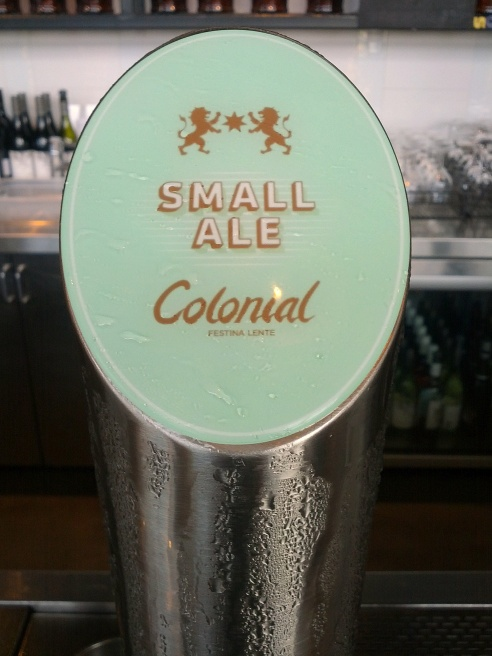 Colonial's Small Ale