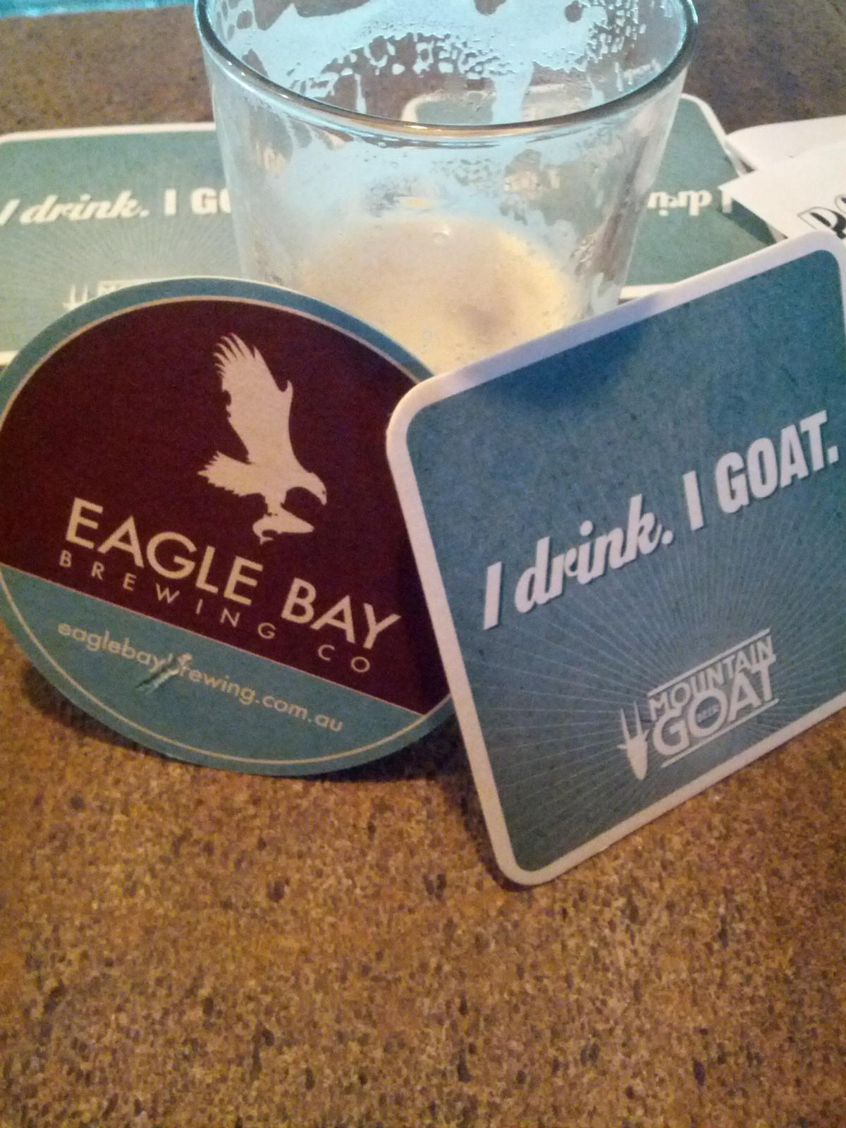 Eagle versus Goat