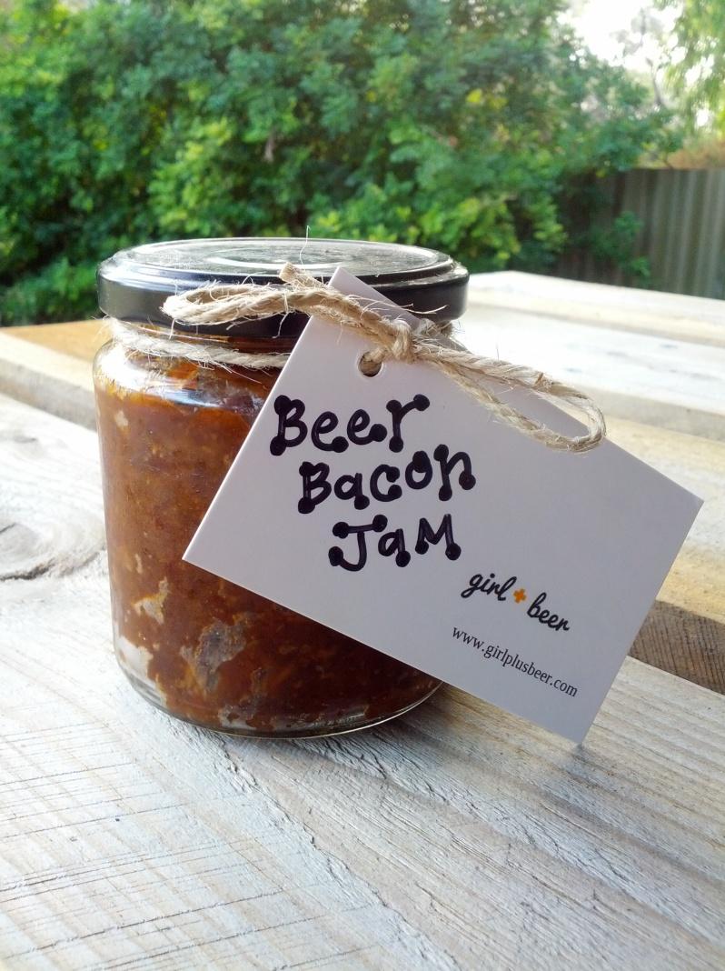 Beer Bacon Jam