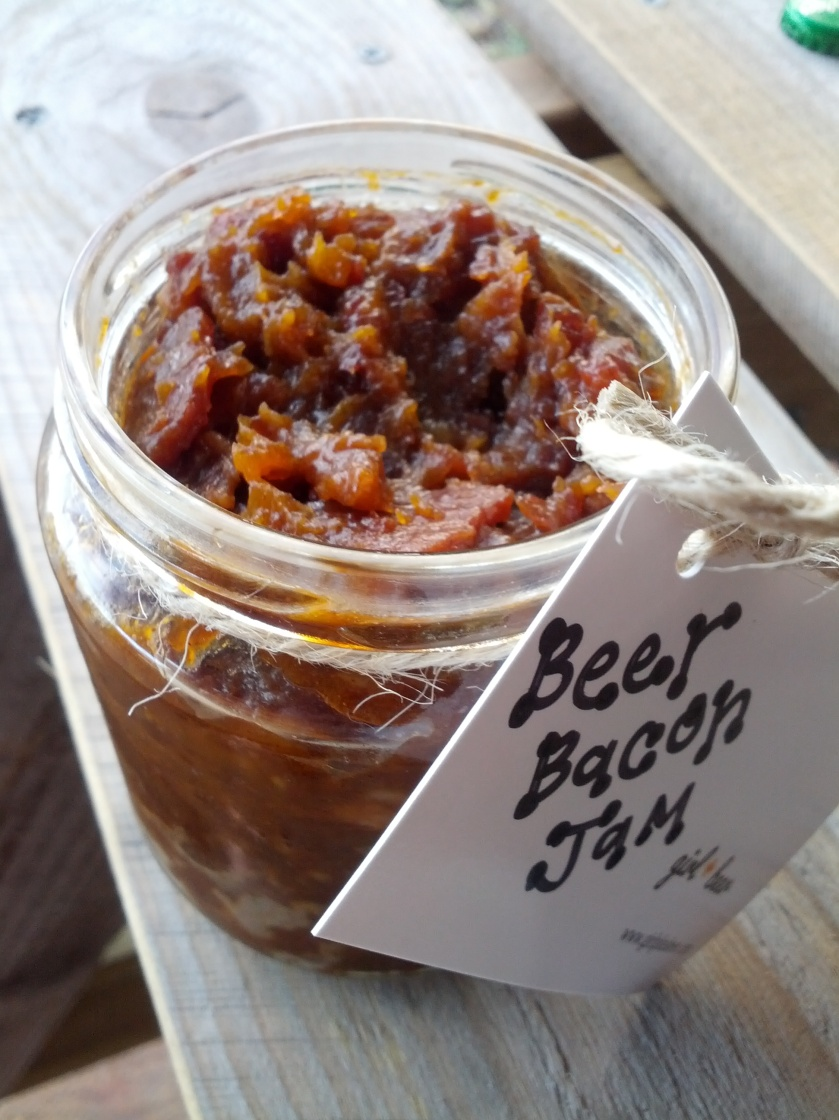 Beer Bacon Jam