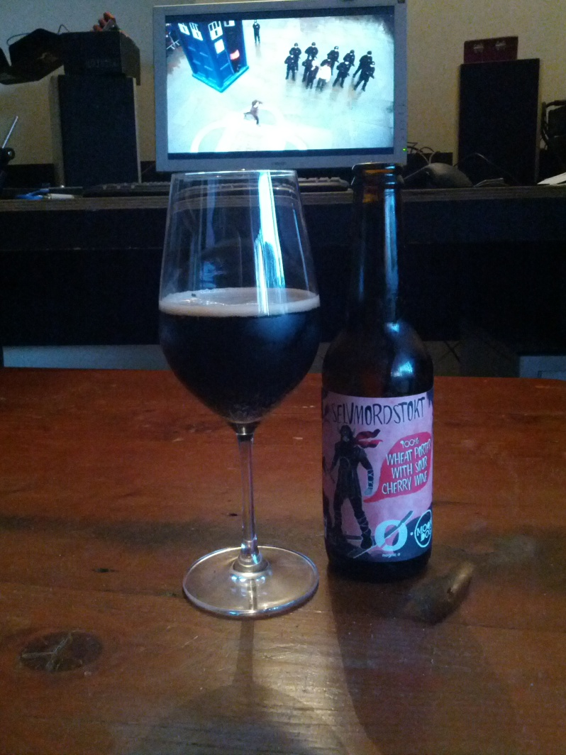 Beer and Doctor Who