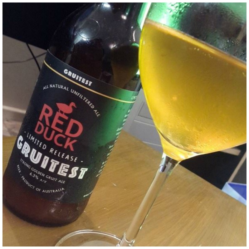 Night 4: Red Duck Gruitest 6.3% abv