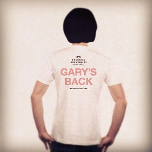 GABS 2013 gave us Gary the White but where has Gary been all this time? He returns in 2014 in Gary Lives On