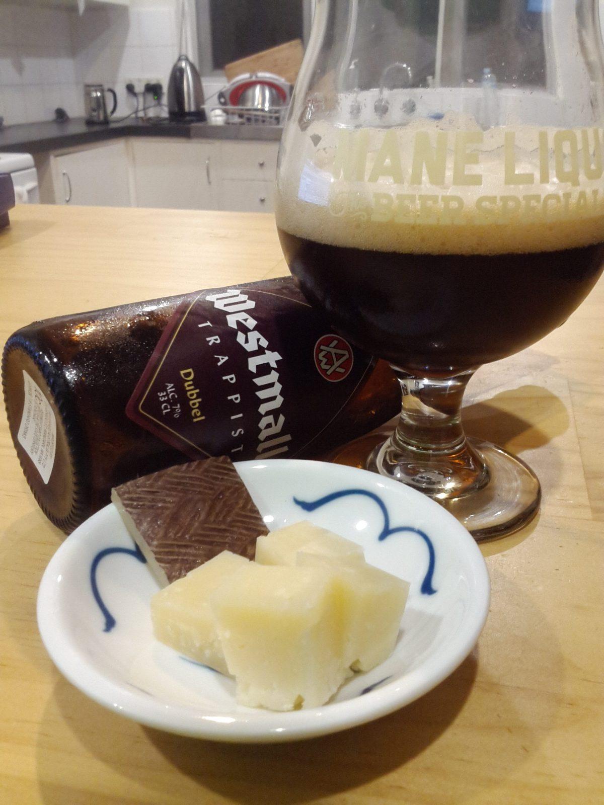 Manchego + Beer: Round1
