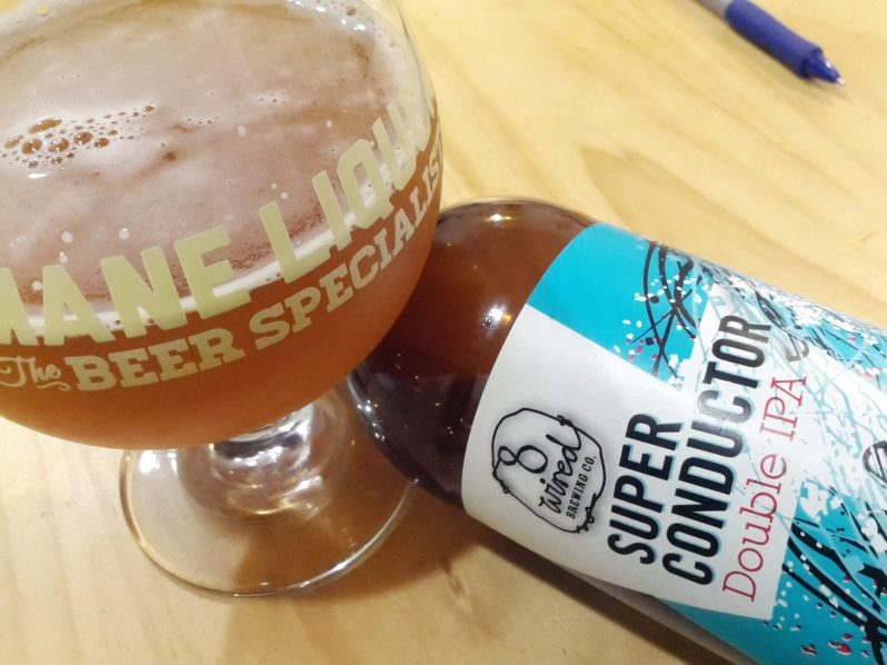8 Wired Superconductor Double IPA Double IPA | 8.8% ABV