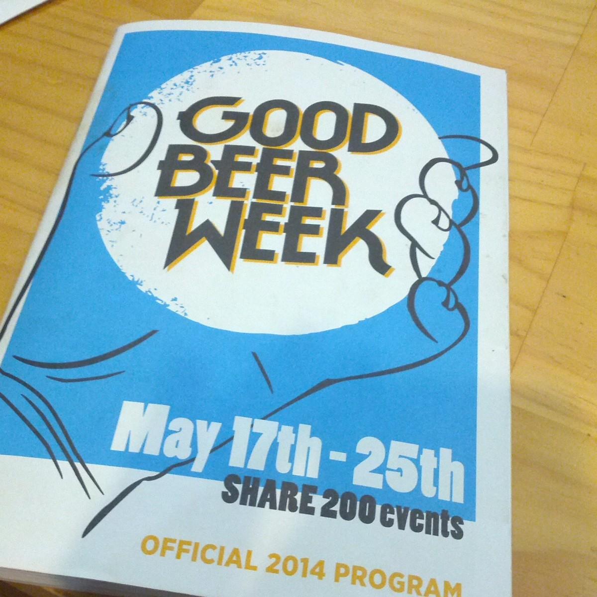 Good Beer Week2014