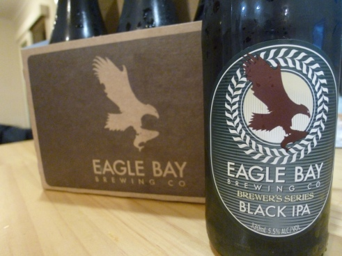 Eagle Bay Brewer's Series Black IPA
