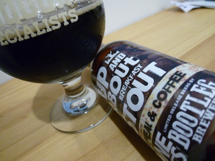 Bootleg Up and About Breakfast Stout