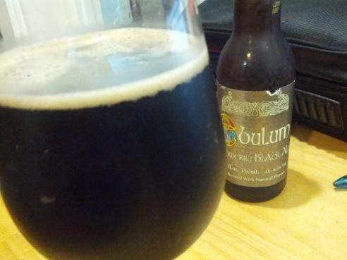 Ebulum Elderberry Black Ale