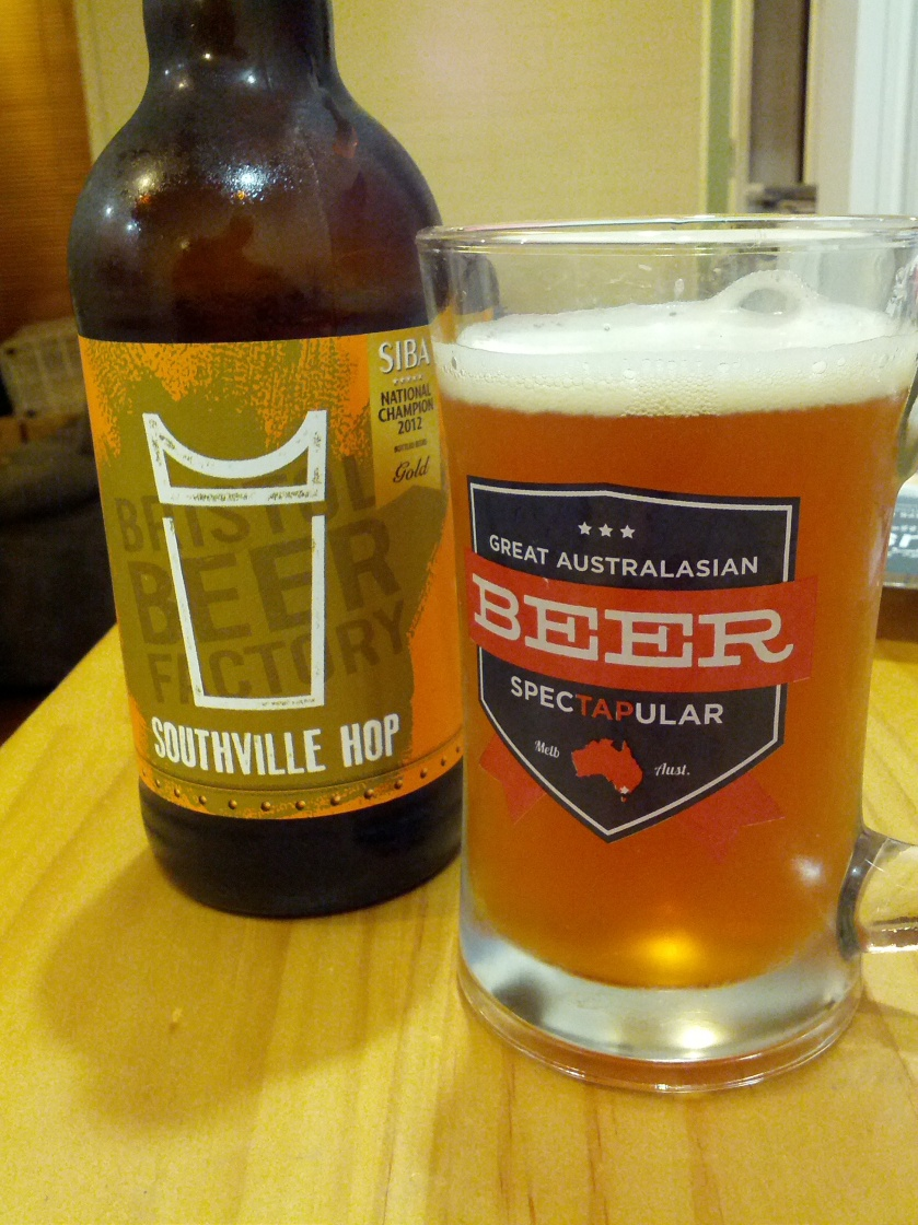 Bristol Beer Factory - Southville Hop