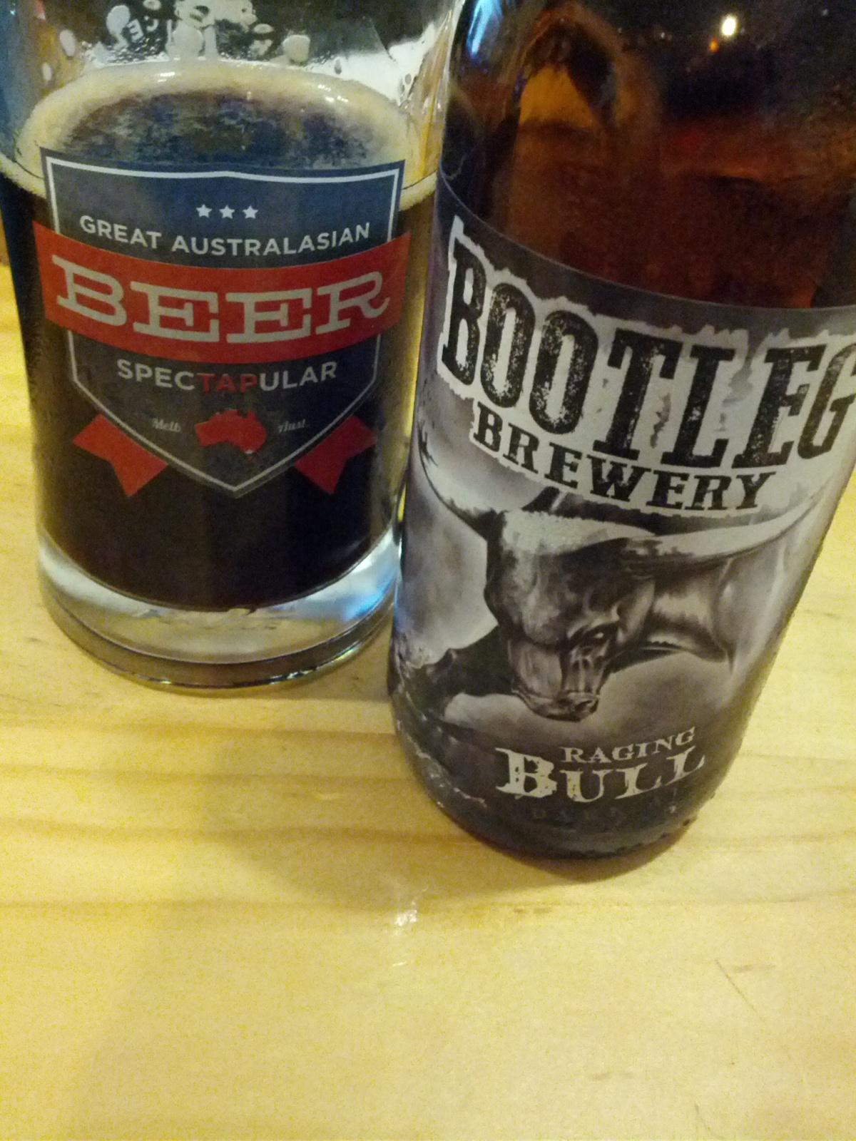 Beer Story: Bootleg RagingBull