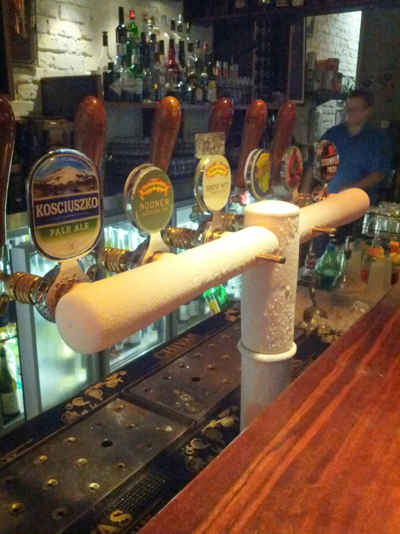 Taps at Five Bar
