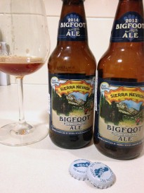 Sierra Nevada Bigfoot 13 + 14