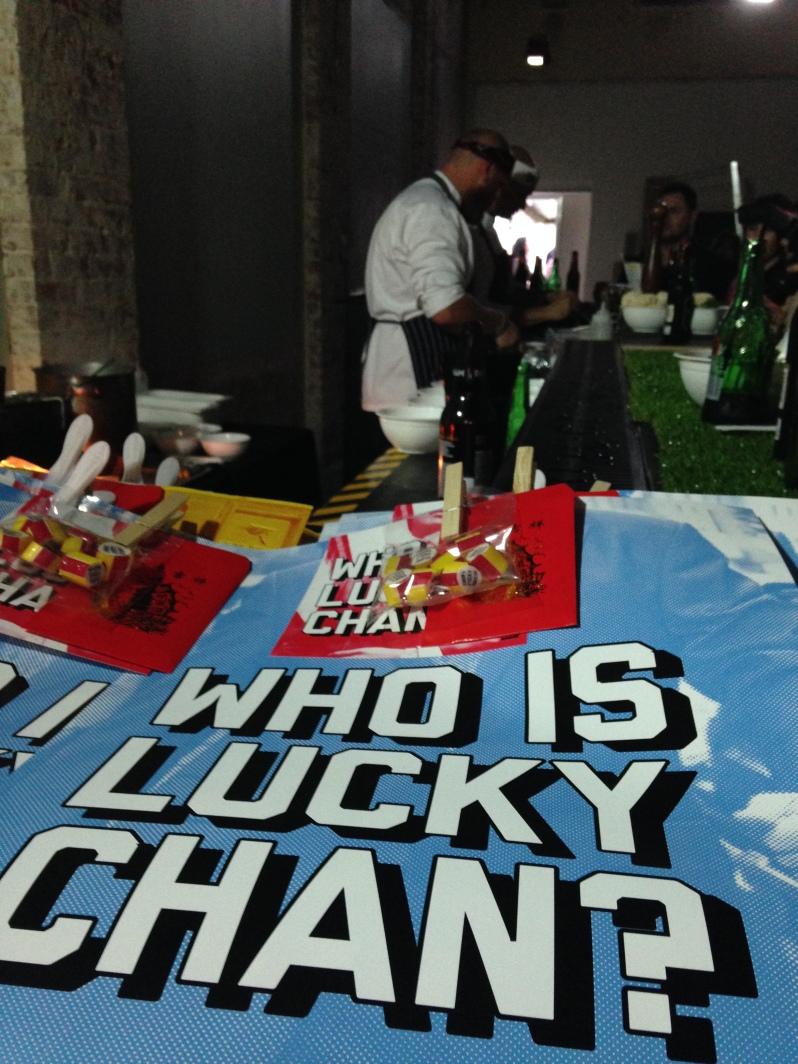 Lucky Chan Sneak Peek in early October