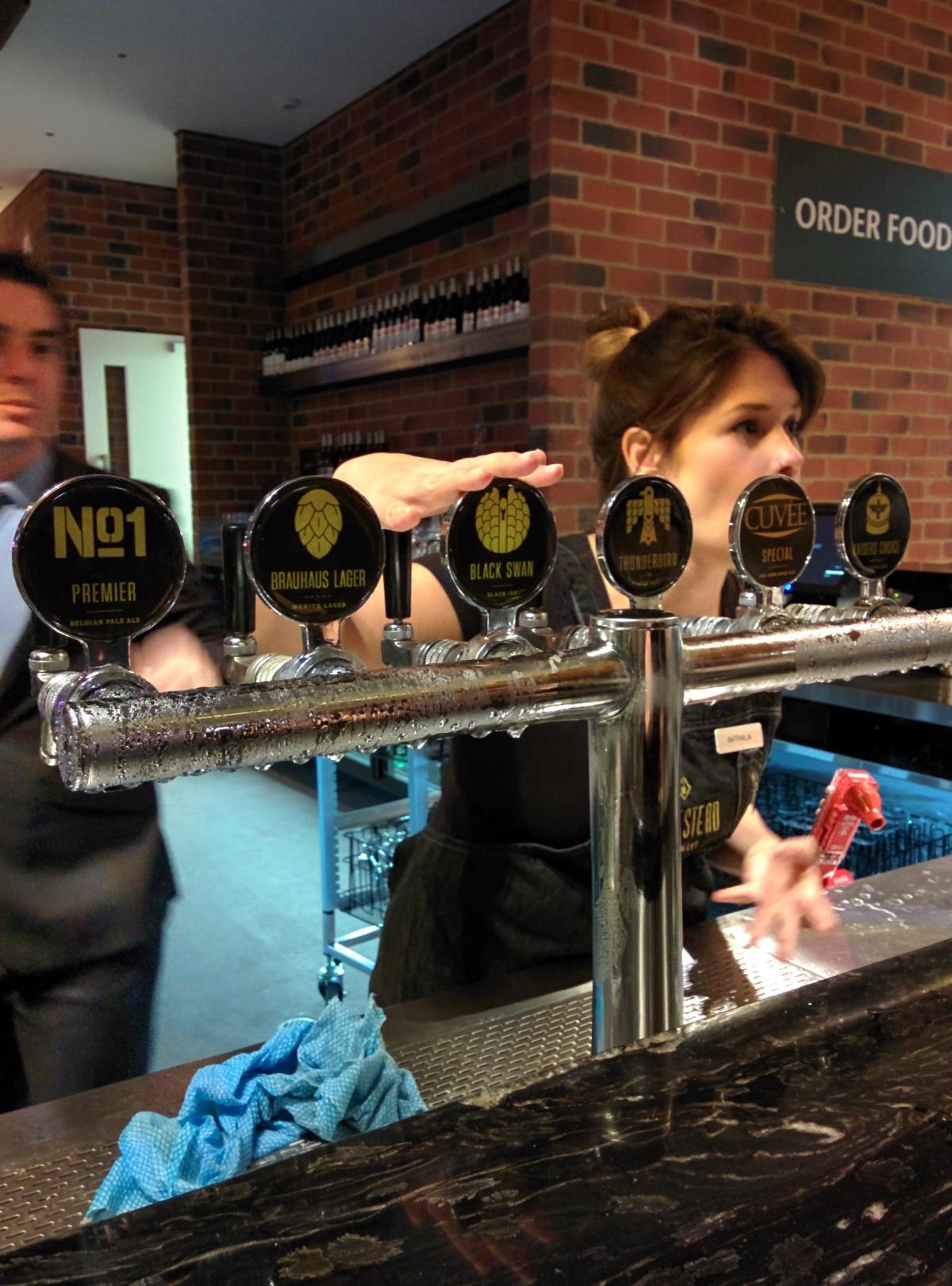 Homestead Brewery GrandOpening