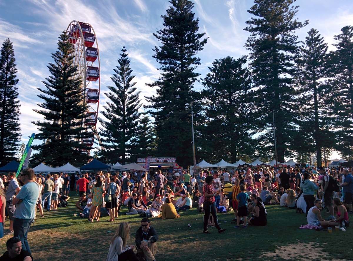 Fremantle Beer Fest 2014