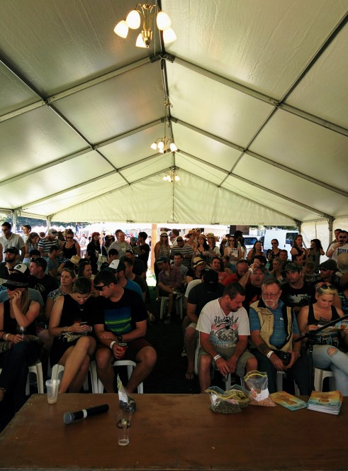 Master Class at The Fremantle Beer Fest