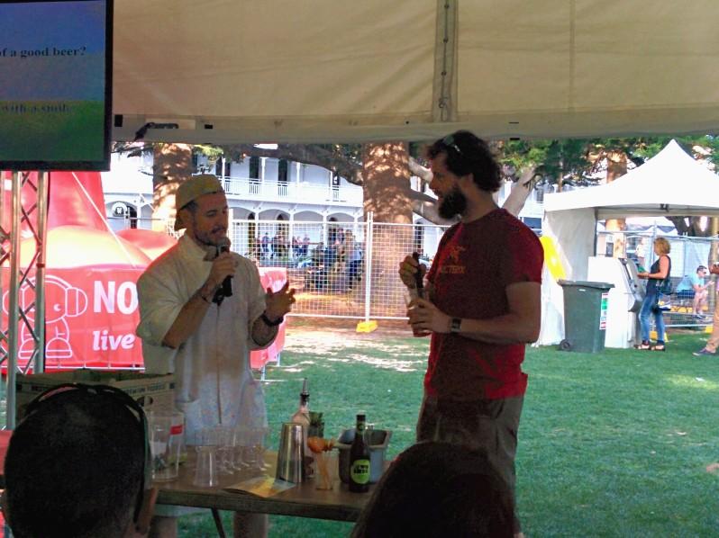 Master Classes at Fremantle Beer Fest 2014
