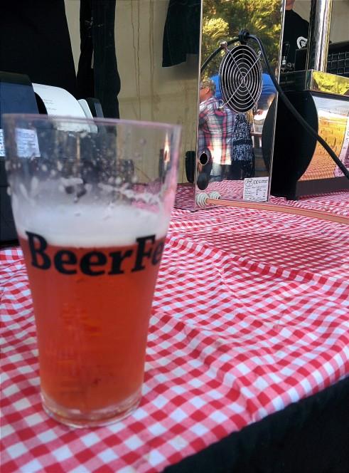 Last Drop Sour Cherry Ale at Fremantle Beer Fest