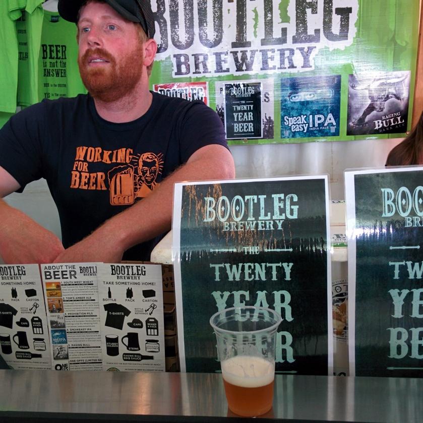 Bootleg brewer Ryan