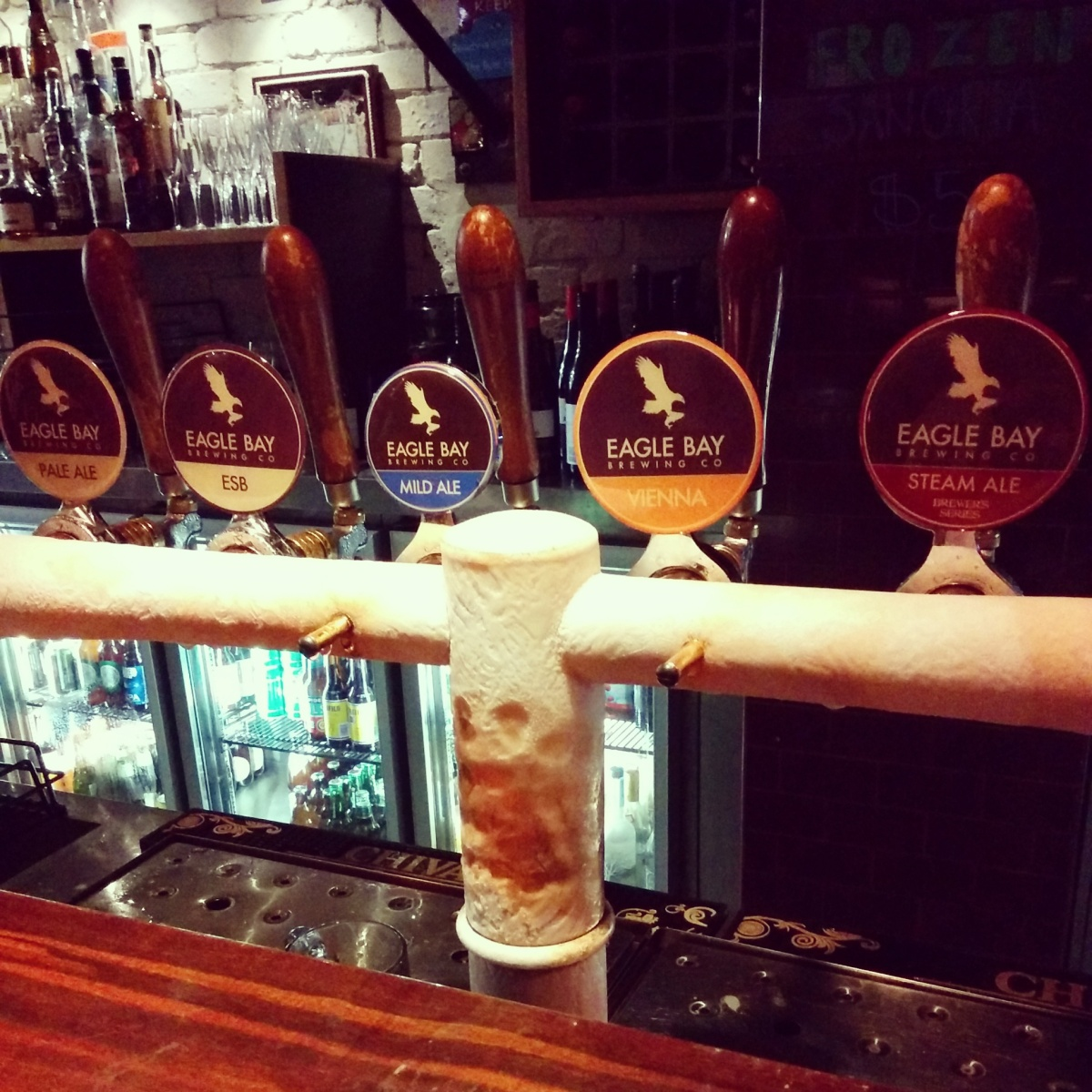 Eagle Bay Tap Takeover & New Stuff