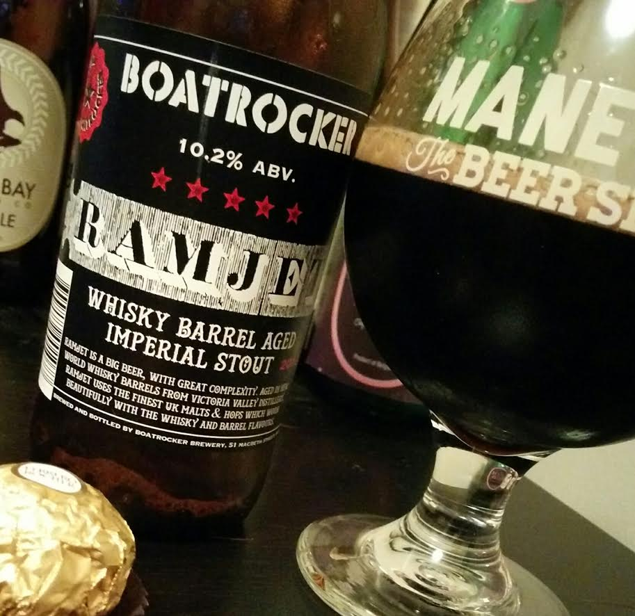 Beer Story: Boatrocker Ramjet 2013