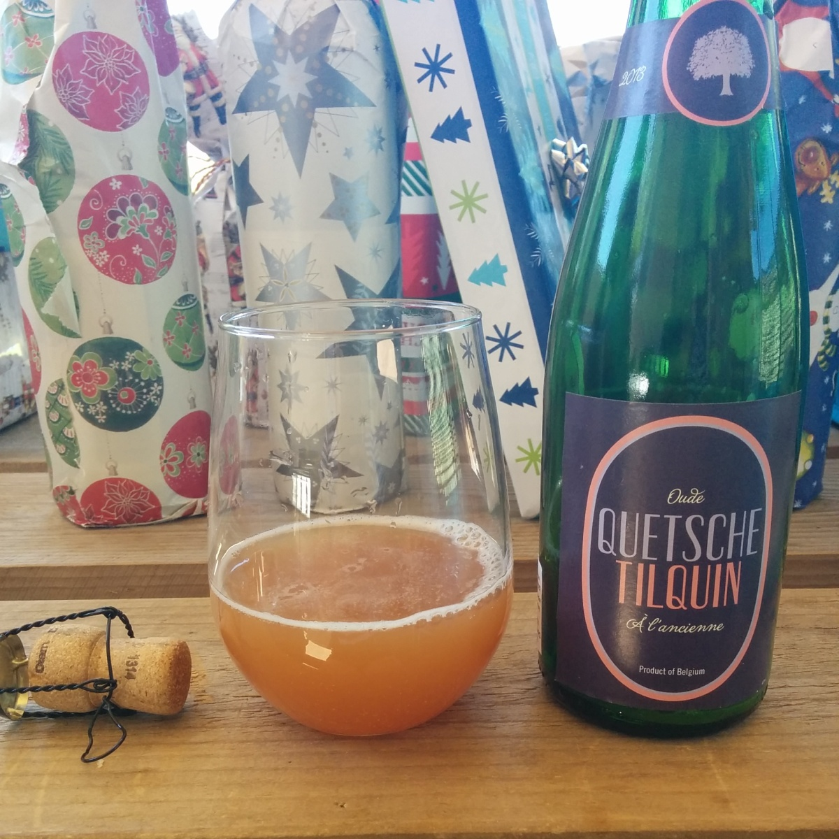 Beer of the Moment – Oude Quetsche Tilquin á L'Ancienne