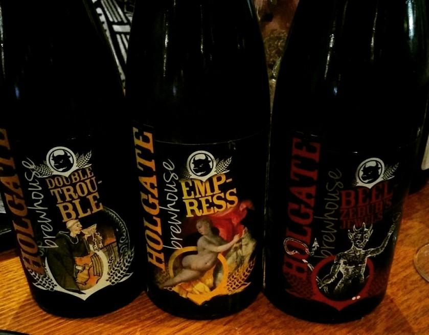 Holgate Special Reserve Beers