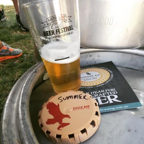 Eagle Bay Summer Ale
