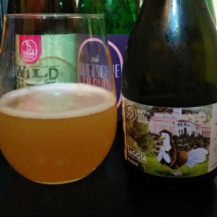 Birra dell'Eremo Saggia
