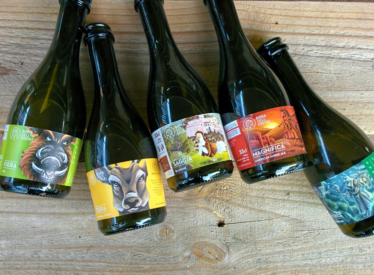 Italian Beers: Birra dell'Eremo